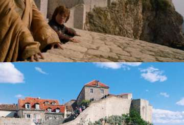 Dubrovnik and Game of Trones filming location